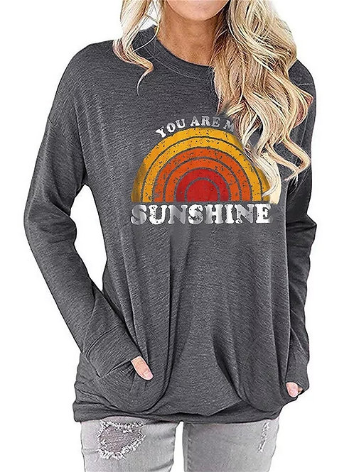You are my Sunshine Longsleeve Tee