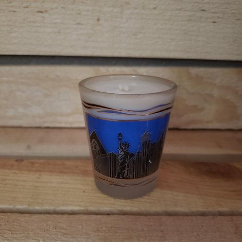 NYNY LV Shot Glass Votive