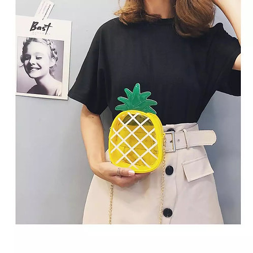 Polly Pineapple Purse
