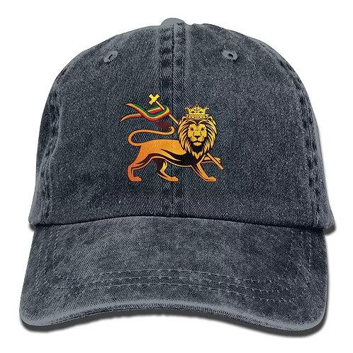 Papa Biscuit Rasta Lion Hat