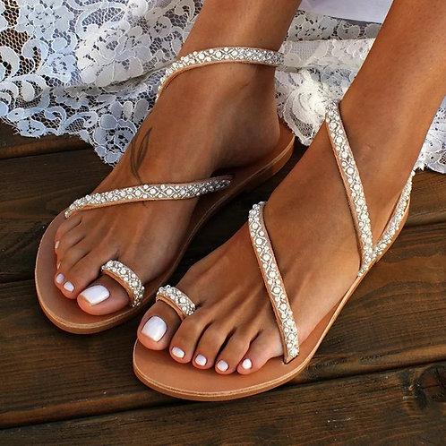 Hawiian Wedding Sandals