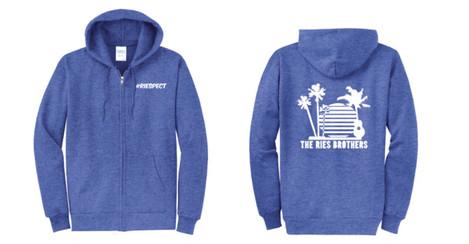 the ries brothers hoodie