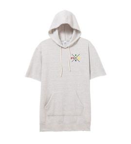 PN dub shortsleeve hoodie