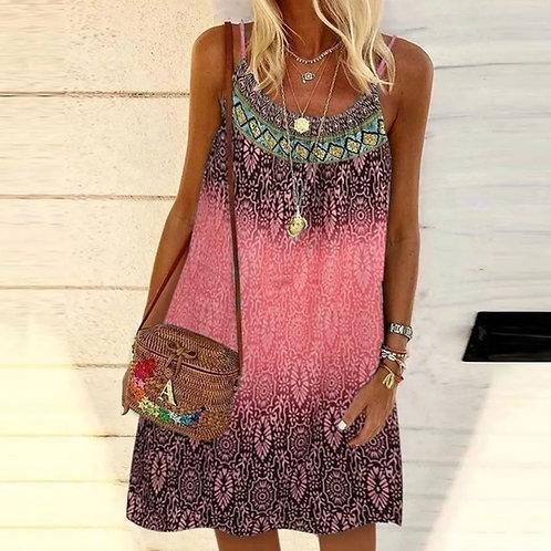 Boho Girl Sundress