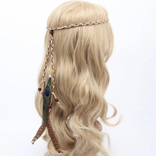 Festi Feathers Headband