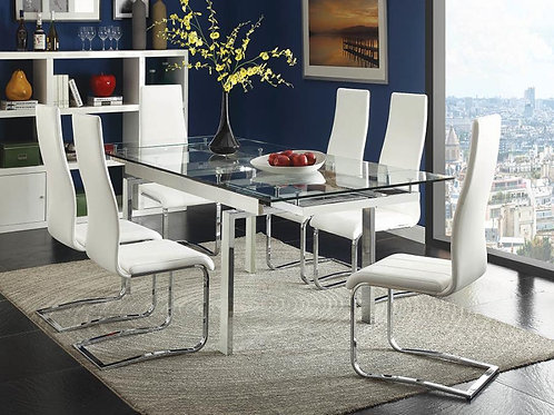#014 WEXFORD DINING SET COLLECTION 7PCS