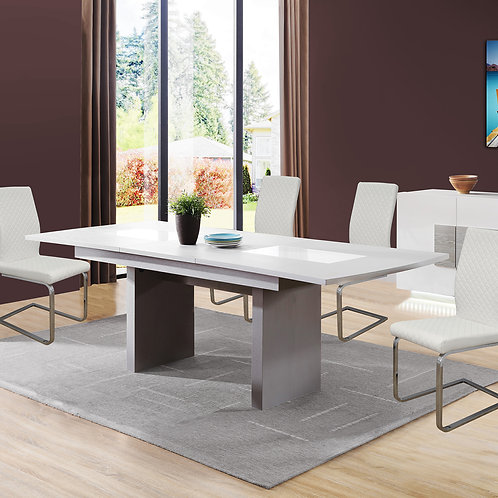 #030 EXPANDABLE DINING TABLE