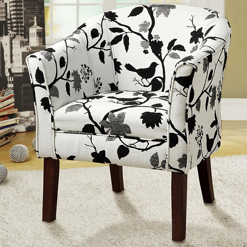 #007 ACCENT SEATING UPHOLSTERED ACCENT CHAIR