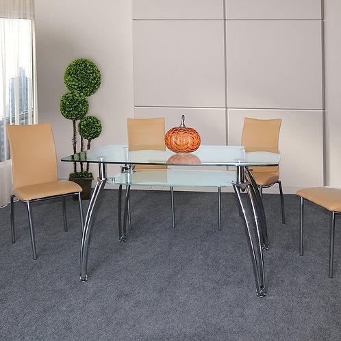 #045 RECTANGULAR DINING TABLE
