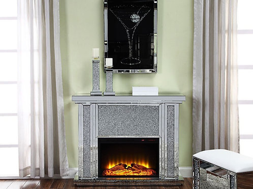 #003 NOWLES FIREPLACE