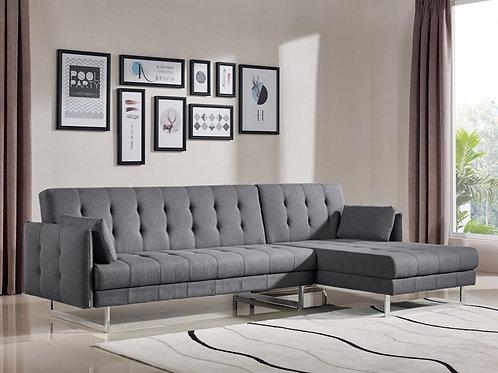 #036 Lennox Modern Sectional Sofa Bed