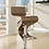Thumbnail: #003 Bar Stools Modern Adjustable