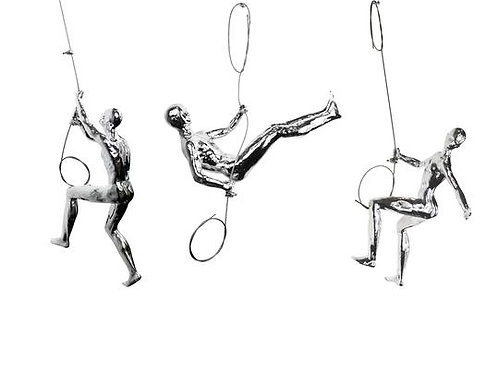 3pc Climbers