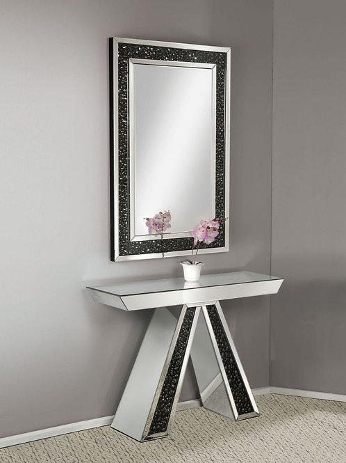 #011 NOOR CONSOLE TABLE & MIRRORED