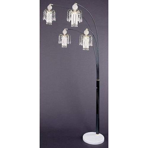 Floor Lamps Glass Floor Lamp