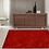 Thumbnail: #014 SHAG RUG RED COLOR