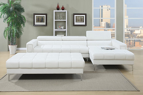 MILENIA SECTIONAL W/COCKTAIL OTTOMAN NOT INCLUDED