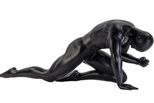 #001 PAUL - MATTE BLACK