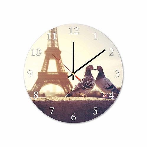 #V16 Birds in Paris Round