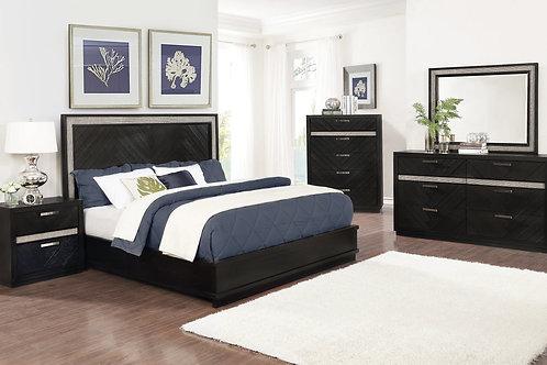 Chula Vista Collection Bedroom Set - 4pcs