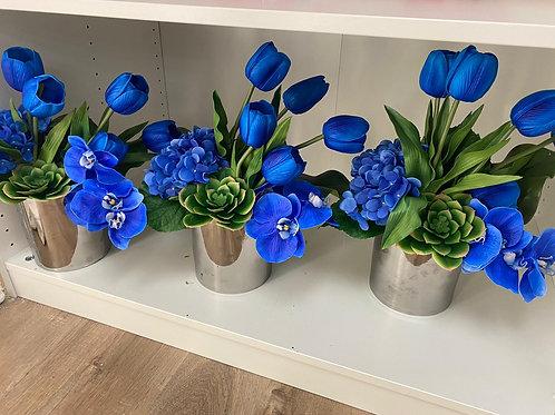 #005 BLUE ORCHID SET