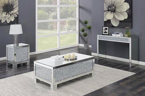 Contemporary Silver Table Set