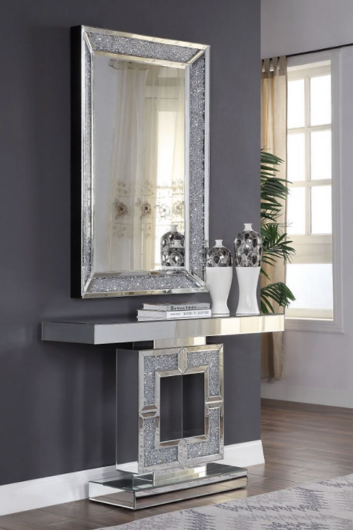 #004 NORALIE CONSOLE & MIRROR