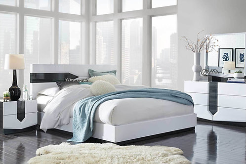 #068 HUDSON BEDROOM SET
