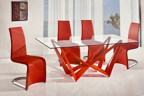 #028 BUTTERFLY DINING TABLE