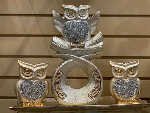 OWL SET GOLD