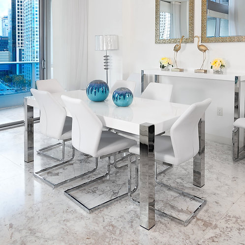 #038 WALNUT TABLE