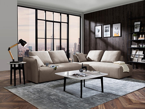 #034 Polson Sectional Sofa Bed
