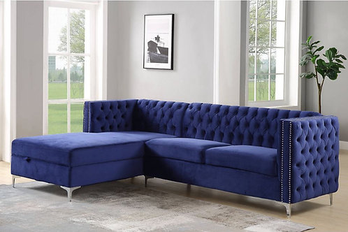 #051 SULLIVAN SECTIONAL SOFA