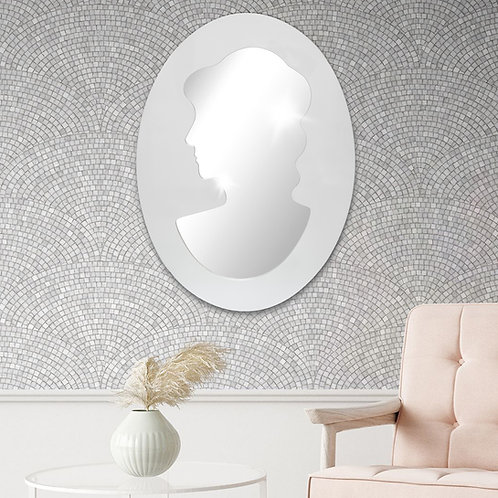 Woman Mirror