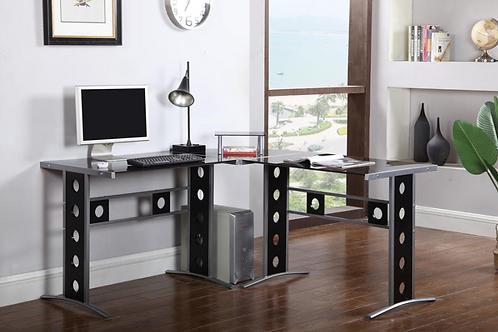 #003 Keizer 3-Piece L-Shape Office Desk