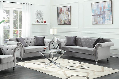 #008 FROSTINE SOFA AND LOVESEAT