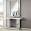 Thumbnail: #016 NYSA CONSOLE TABLE & MIRRORED