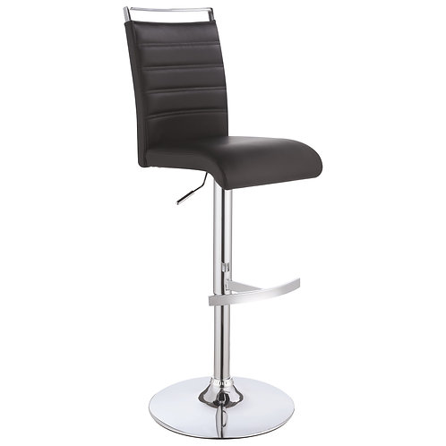 Dining Chairs and Bar Stools Contemporary Adjustable Bar Stool
