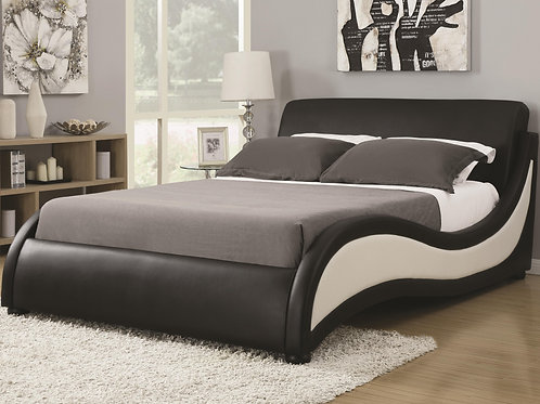 #023 NIGUEL MODERN UPHOLSTERED BED