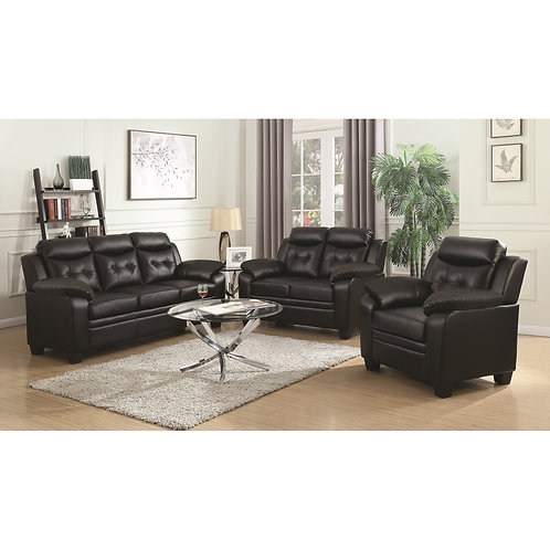 Finley Sofa with Extreme Padding/ Loveseat with Extreme Padding