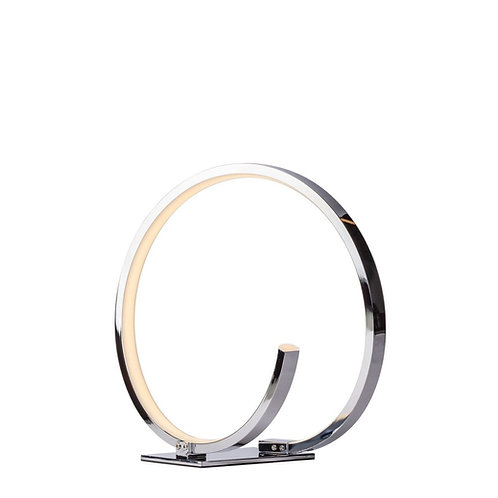 Circular Design- round LED Table Lamp
