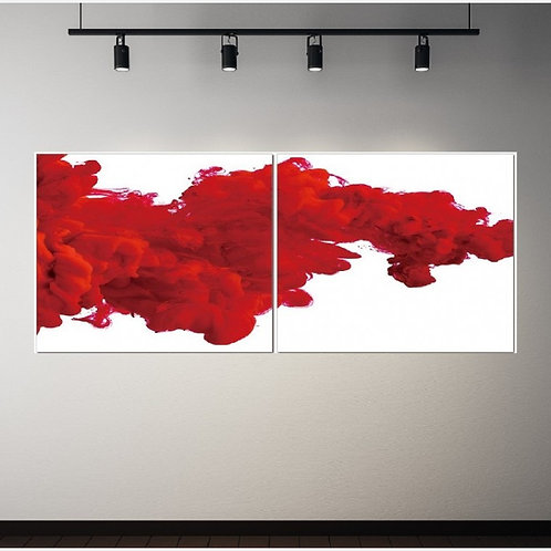 #065 RED AIR - ACRYLIC