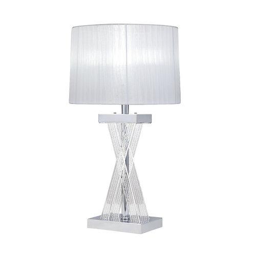 MALLORY TABLE LAMP& ACRILIC