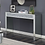 Thumbnail: #002 SILVER COFFEE TABLE SET 2PCS