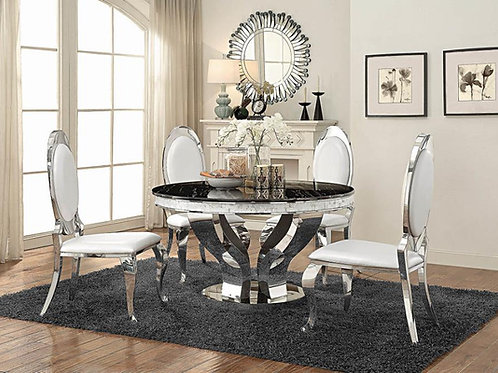 KENDALL DINING SET COLLECTION W/4 CHAIRS