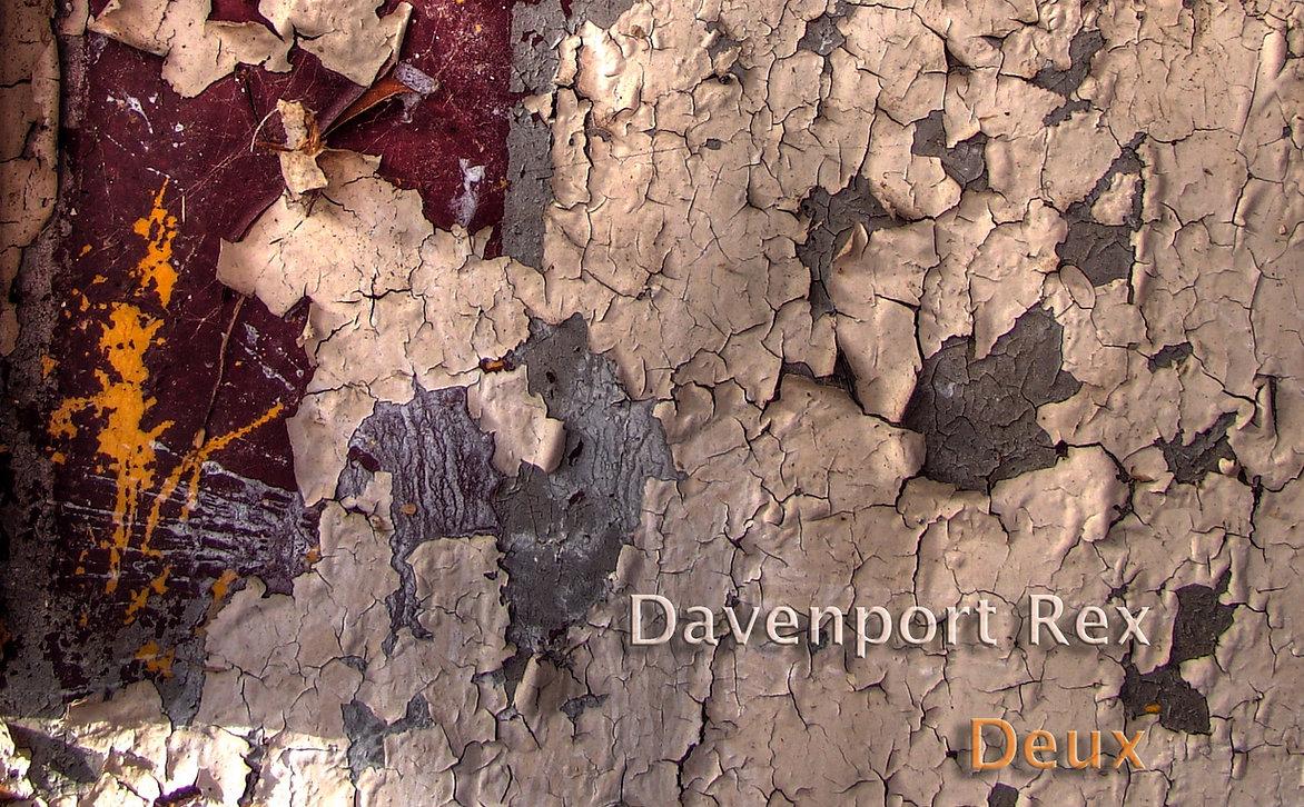 """Davenport Rex album """"Deux"""""""
