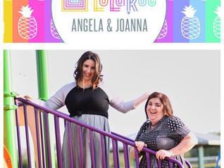 LulaRoe Angie & Joanna TBMG/RFM Fitness Challenge