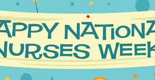 It's National Nurses Week!