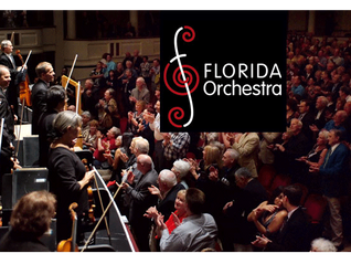 Florida Orchestra Performance May 9th