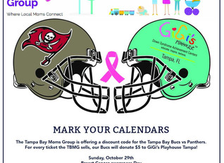 Discounted Bucs tickets for TBMG members, peek at the NEW West Stadium Club!